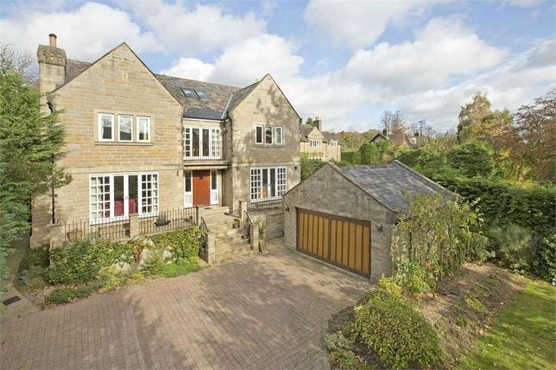 6 Bedrooms Detached House for sale in 38, Rupert Road, ILKLEY, West Yorkshire