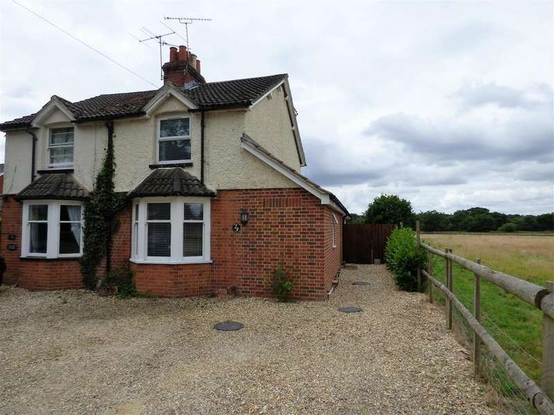3 Bedrooms Semi Detached House for sale in Reading Road, Finchampstead, Berkshire RG40 4RH
