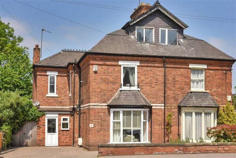 5 Bedrooms Semi Detached House for sale in South Park, Lincoln, Lincolnshire
