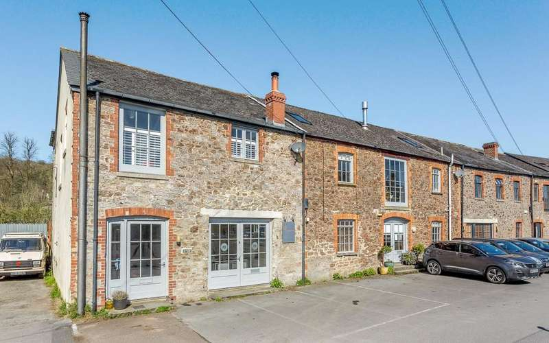 4 Bedrooms House for sale in Station Yard, Ashburton, Newton Abbot, Devon