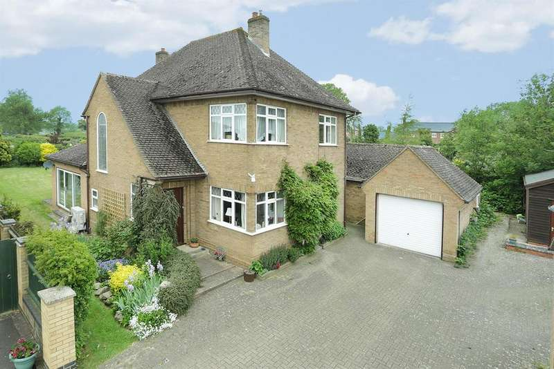 4 Bedrooms Detached House for sale in Paget Road, Lubenham, Leicestershire
