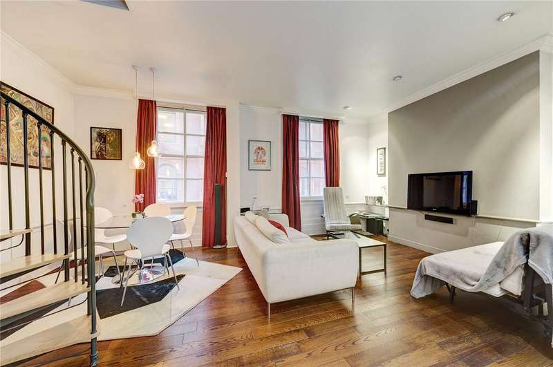 2 Bedrooms Apartment Flat for sale in Bedford Street, Covent Garden, WC2E