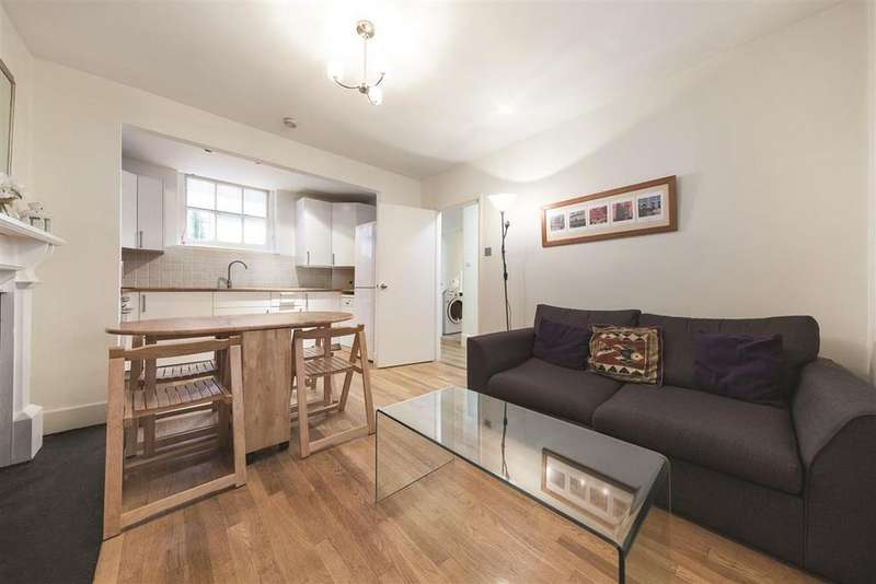 2 Bedrooms Flat for sale in Aylesford Street, SW1V