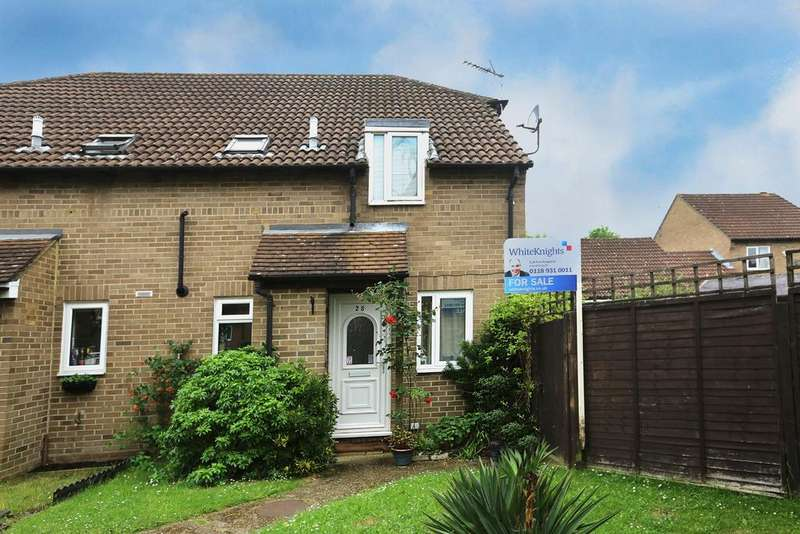 1 Bedroom Terraced House for sale in Selsey Way, Lower Earley, Reading, RG6 4DL
