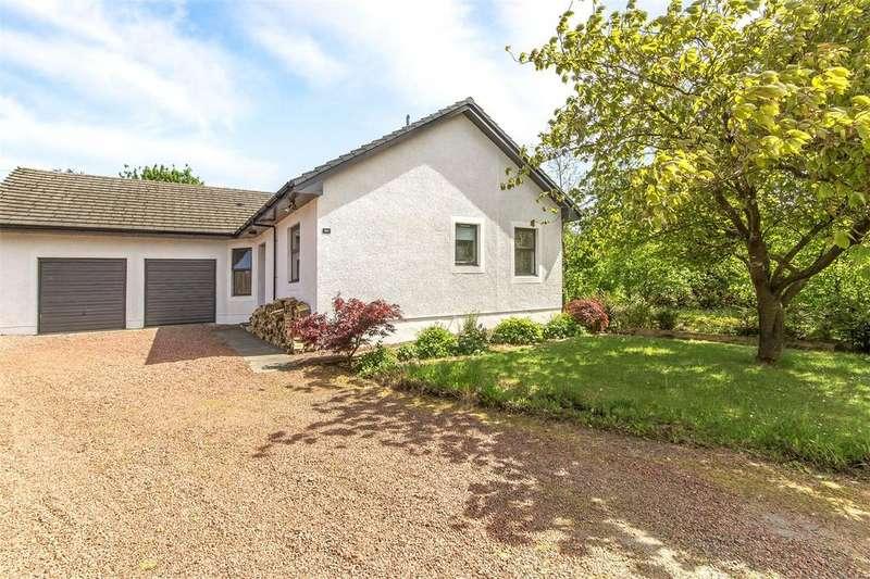 4 Bedrooms Detached Bungalow for sale in 18A Livingston Terrace, Dunlop, Kilmarnock, KA3