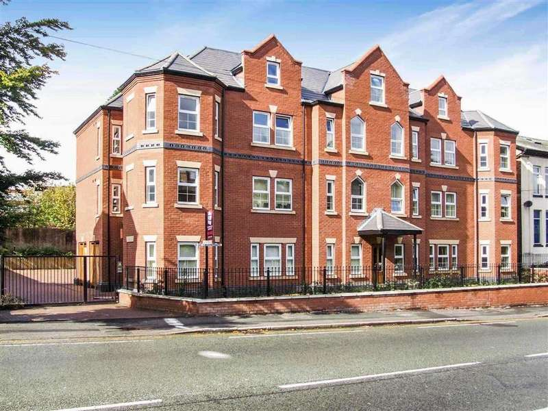 2 Bedrooms Apartment Flat for sale in Barrington Road, Altrincham, Cheshire, WA14