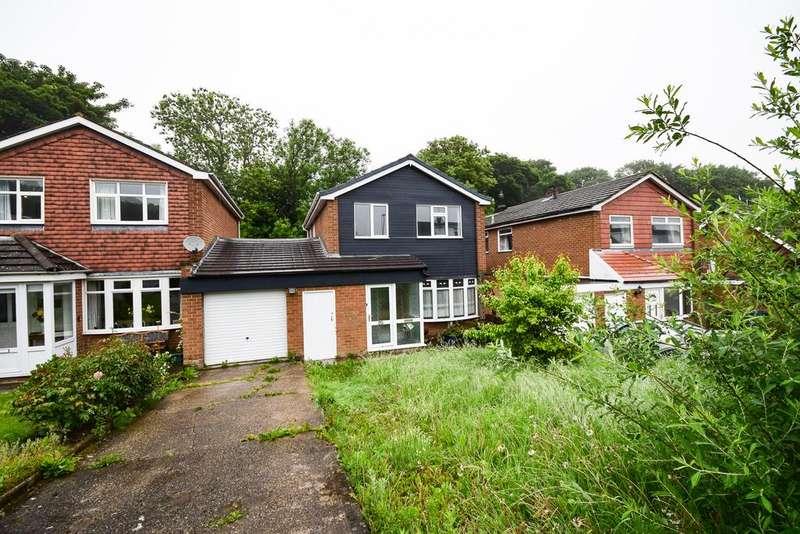 3 Bedrooms Link Detached House for sale in Rosecroft Avenue, Loftus TS13