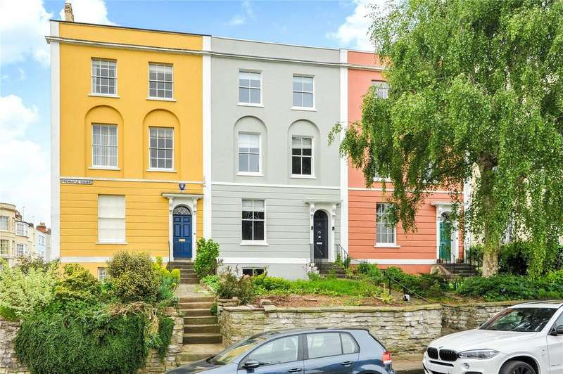 4 Bedrooms Terraced House for sale in Fremantle Square, Cotham, Bristol, BS6