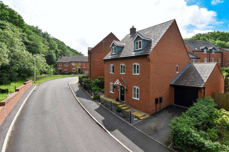 5 Bedrooms Detached House for sale in Bath Vale, Congleton