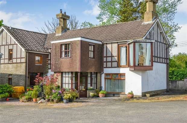 4 Bedrooms Detached House for sale in Hillhead Road, Ballyclare, County Antrim