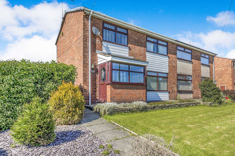 3 Bedrooms Semi Detached House for sale in School Lane, Chapel House, Skelmersdale, WN8