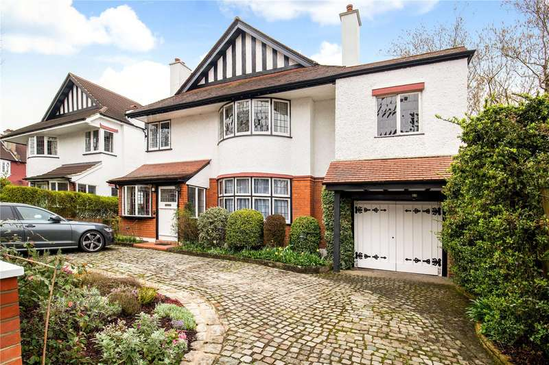 6 Bedrooms Detached House for sale in Denbigh Road, Ealing, W13