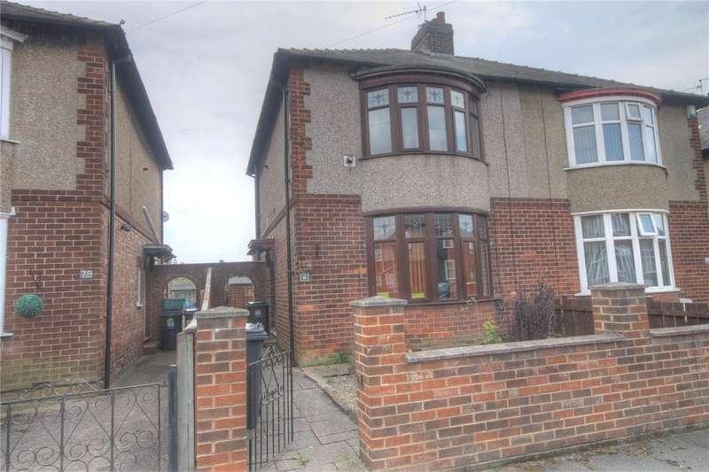 2 Bedrooms Semi Detached House for sale in Starmer Crescent, Darlington, DL1