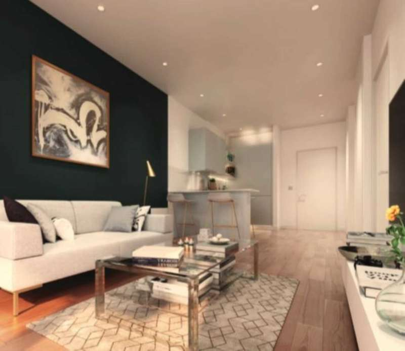 3 Bedrooms Apartment Flat for sale in ?1,000 CASH BACK, Embankment West, Manchester