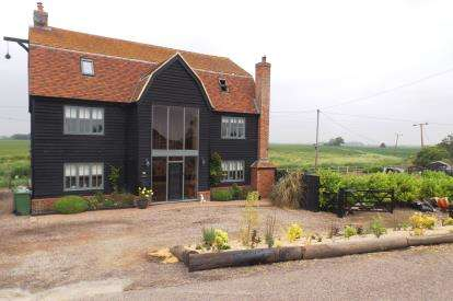 5 Bedrooms Detached House for sale in Puddock Toll, Forty Foot Bank, Huntingdon, Cambridgeshire