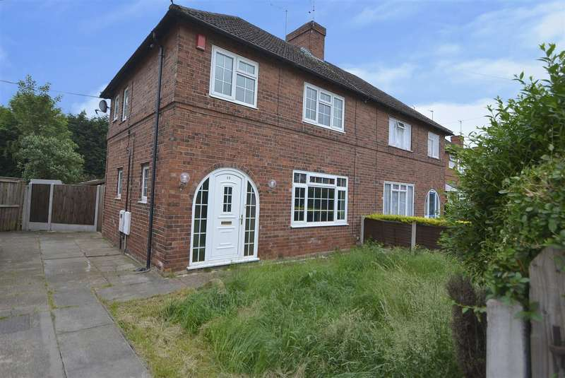 3 Bedrooms Semi Detached House for sale in Walter Street, Draycott