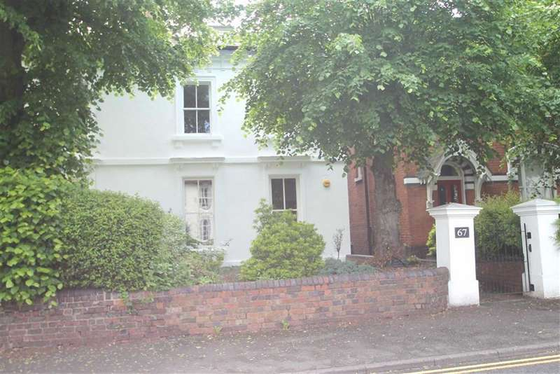 4 Bedrooms Semi Detached House for sale in Wheeleys Road, Edgbaston