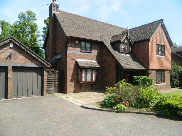 4 Bedrooms Detached House for sale in Heathwood, Liverpool, L12