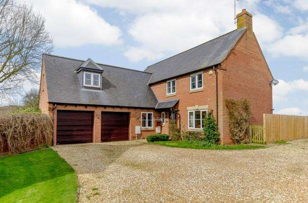 5 Bedrooms Detached House for sale in Northfield House Mulberry Court, Market Harborough, LE16