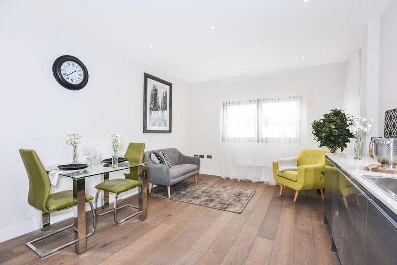1 Bedroom Flat for sale in Brook House Molly Millars Lan, Wokingham, RG41