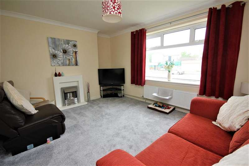 3 Bedrooms Ground Flat for sale in 2D Welbeck Street Kilmarnock