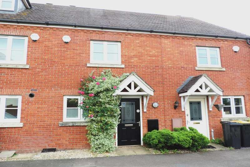 2 Bedrooms Terraced House for sale in Barley Kiln Lane, Harrold