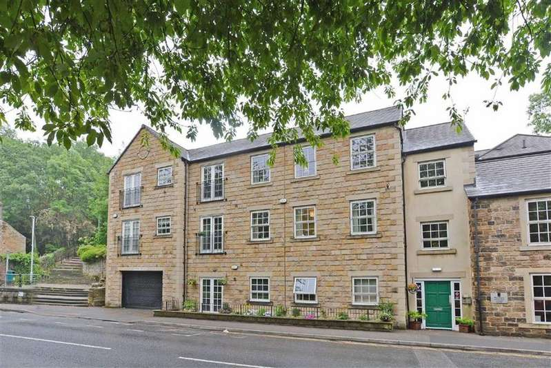 2 Bedrooms Flat for sale in Flat 11, The Priory, Sheffield Road, Dronfield, Derbyshire, S18
