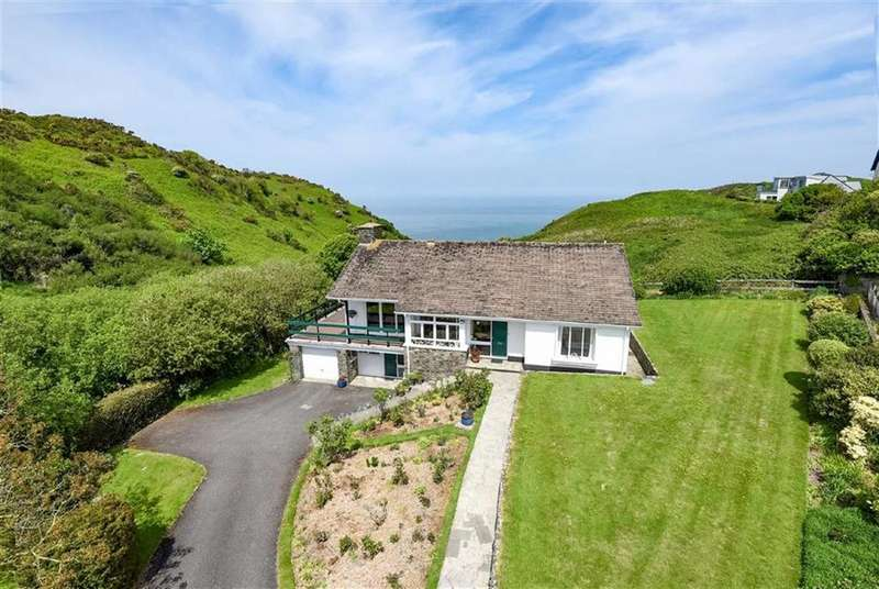 4 Bedrooms Detached House for sale in Mortehoe, Woolacombe, Devon, EX34