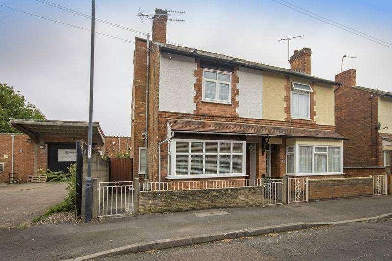 3 Bedrooms Semi Detached House for sale in Arundel Street, Derby