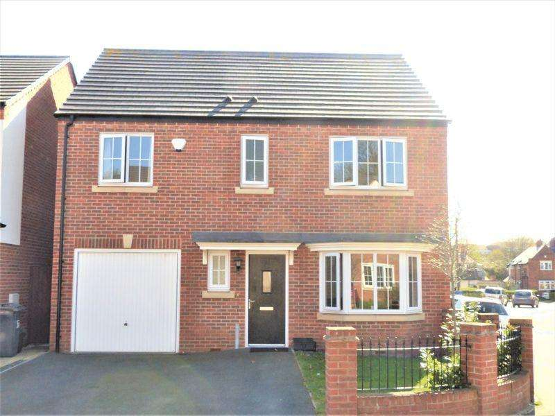 4 Bedrooms Detached House for sale in Anstey Fields, Birmingham