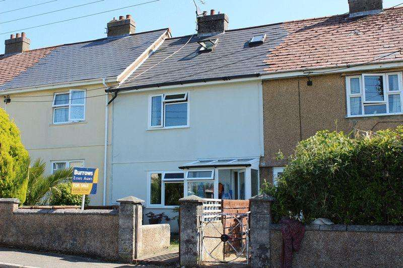 2 Bedrooms Terraced House for sale in Dobell Road, St. Austell