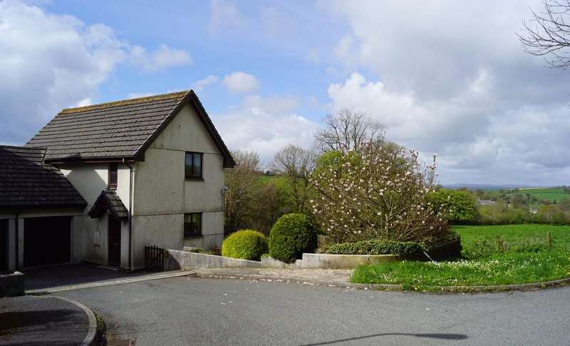 3 Bedrooms Link Detached House for sale in Milton Abbot