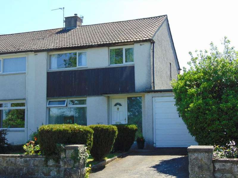 3 Bedrooms Semi Detached House for sale in 27 Isel Road, Cockermouth, Cumbria, CA13 9HJ