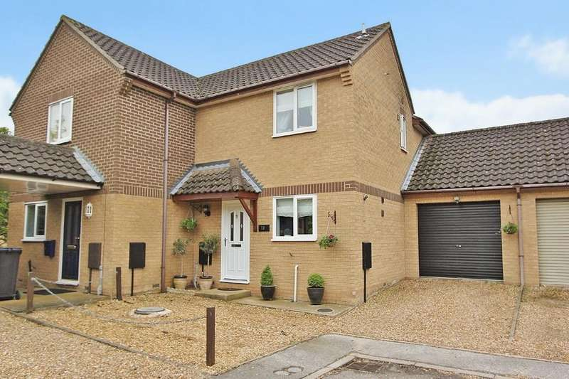 2 Bedrooms Link Detached House for sale in Cherry Rise, Sutton