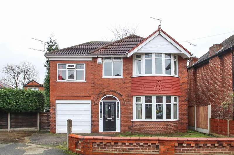 5 Bedrooms Detached House for sale in Bruton Avenue, Stretford, Manchester, M32