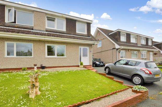 3 Bedrooms Semi Detached House for sale in Tern Gardens, Plymouth, Devon