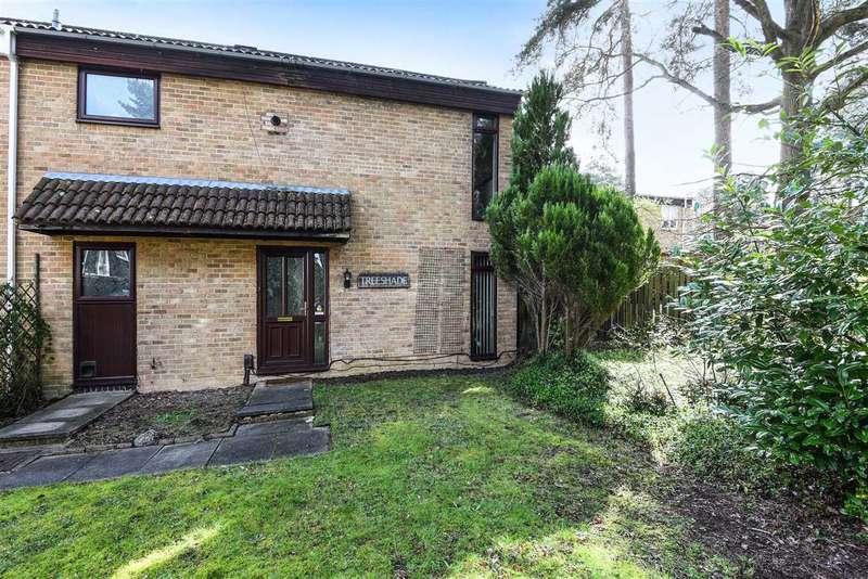 3 Bedrooms Semi Detached House for sale in Pembroke, Bracknell