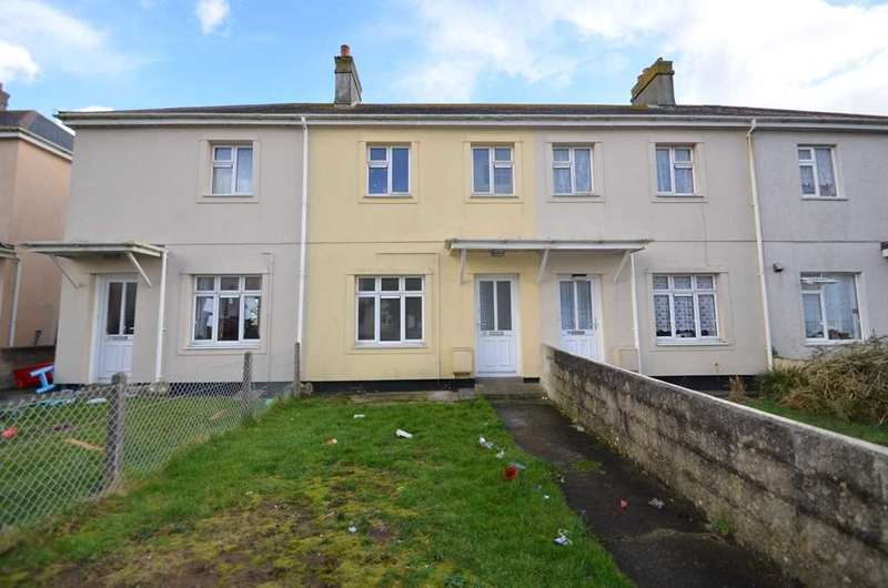 2 Bedrooms Terraced House for sale in REDRUTH