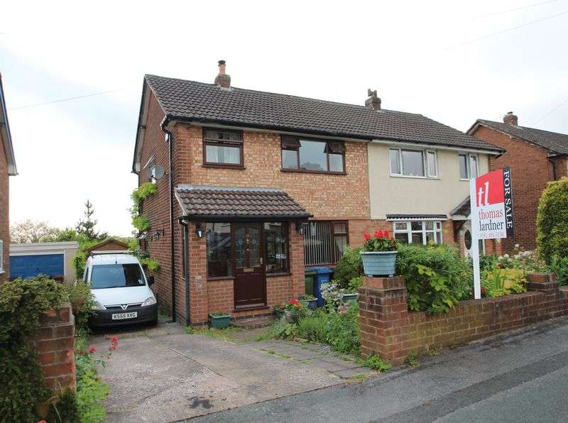 3 Bedrooms Property for sale in Ennerdale Road Woodley, Stockport