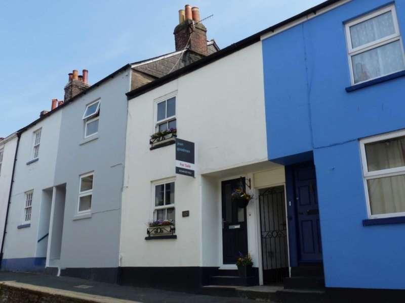 3 Bedrooms Terraced House for sale in Church Street, Kingsbridge