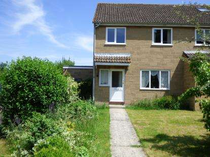 3 Bedrooms End Of Terrace House for sale in Bower Hinton, Martock, Somerset