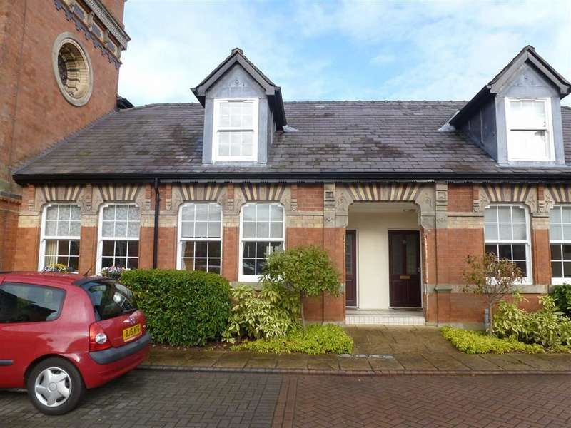 2 Bedrooms Flat for sale in Pavilion Way, Macclesfield