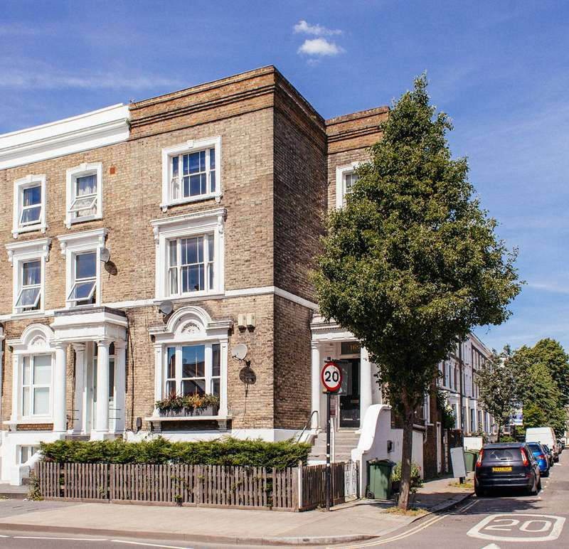 2 Bedrooms Flat for sale in Coldharbour Lane, Brixton, SE5