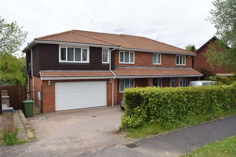 6 Bedrooms Detached House for sale in Gibsons Green, Heelands