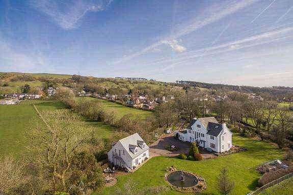 7 Bedrooms Detached House for sale in Whiteacre Lane, Wiswell, Clitheroe BB7