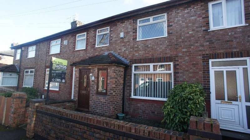 3 Bedrooms Terraced House for sale in Charlton Street, Warrington