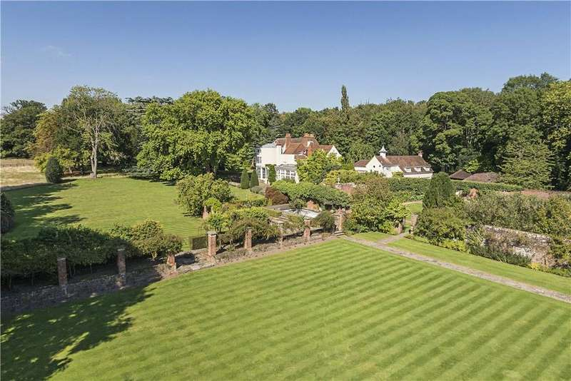 8 Bedrooms Detached House for sale in Little Chalfont, Amersham, Buckinghamshire, HP7