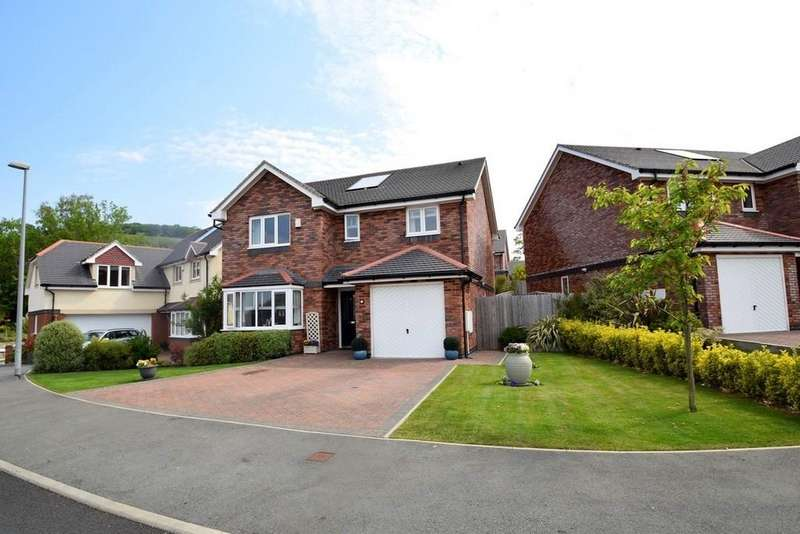 4 Bedrooms Detached House for sale in Gwel Y Castell, Llandudno Junction