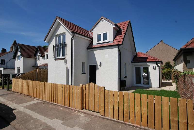 3 Bedrooms Detached House for sale in Davaar 9 Bellevue Road, PRESTWICK, KA9 1NW