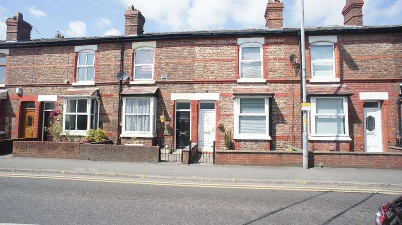 2 Bedrooms Terraced House for sale in Thelwall Lane, Warrington